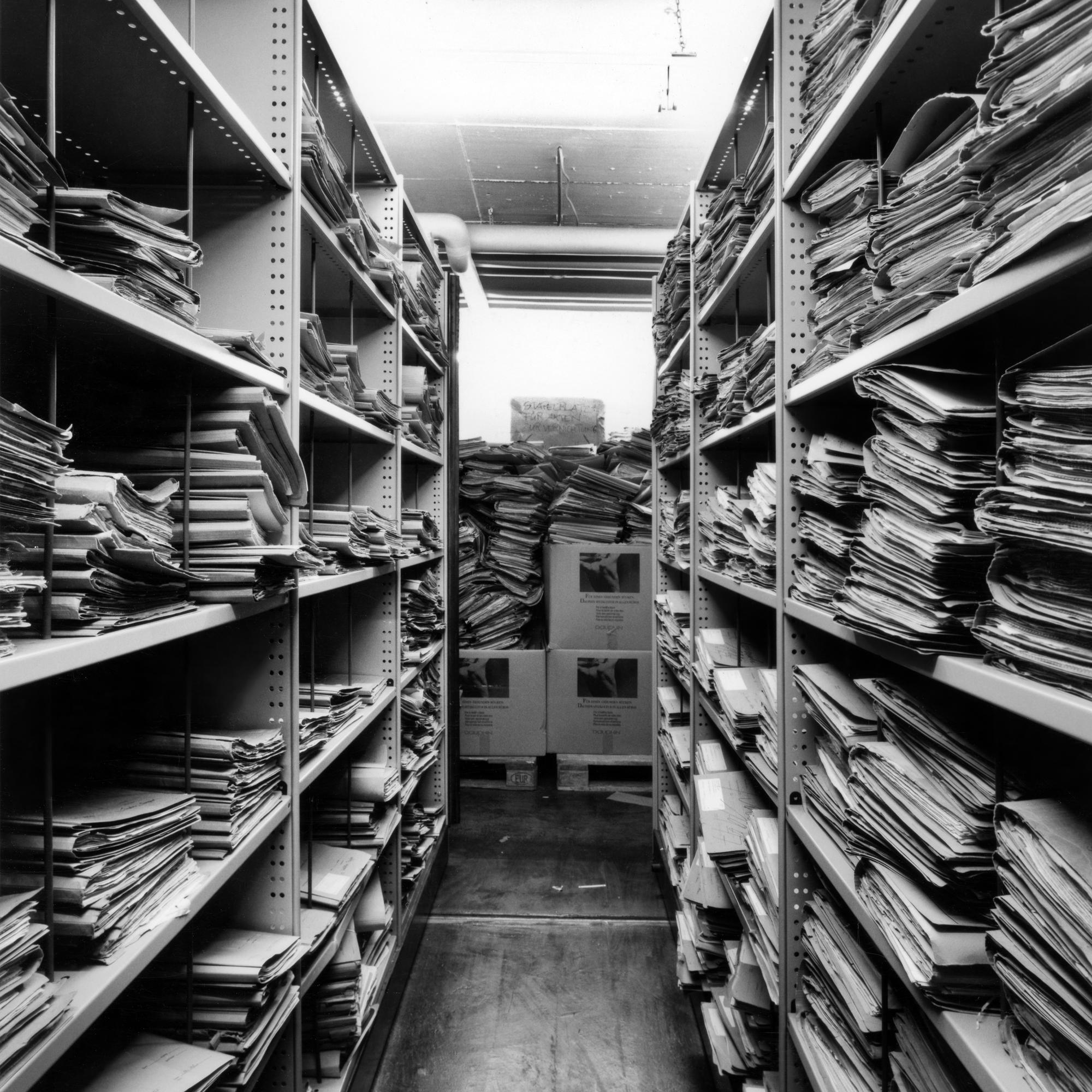Archive of Archives, 20   Julian Rosefeldt